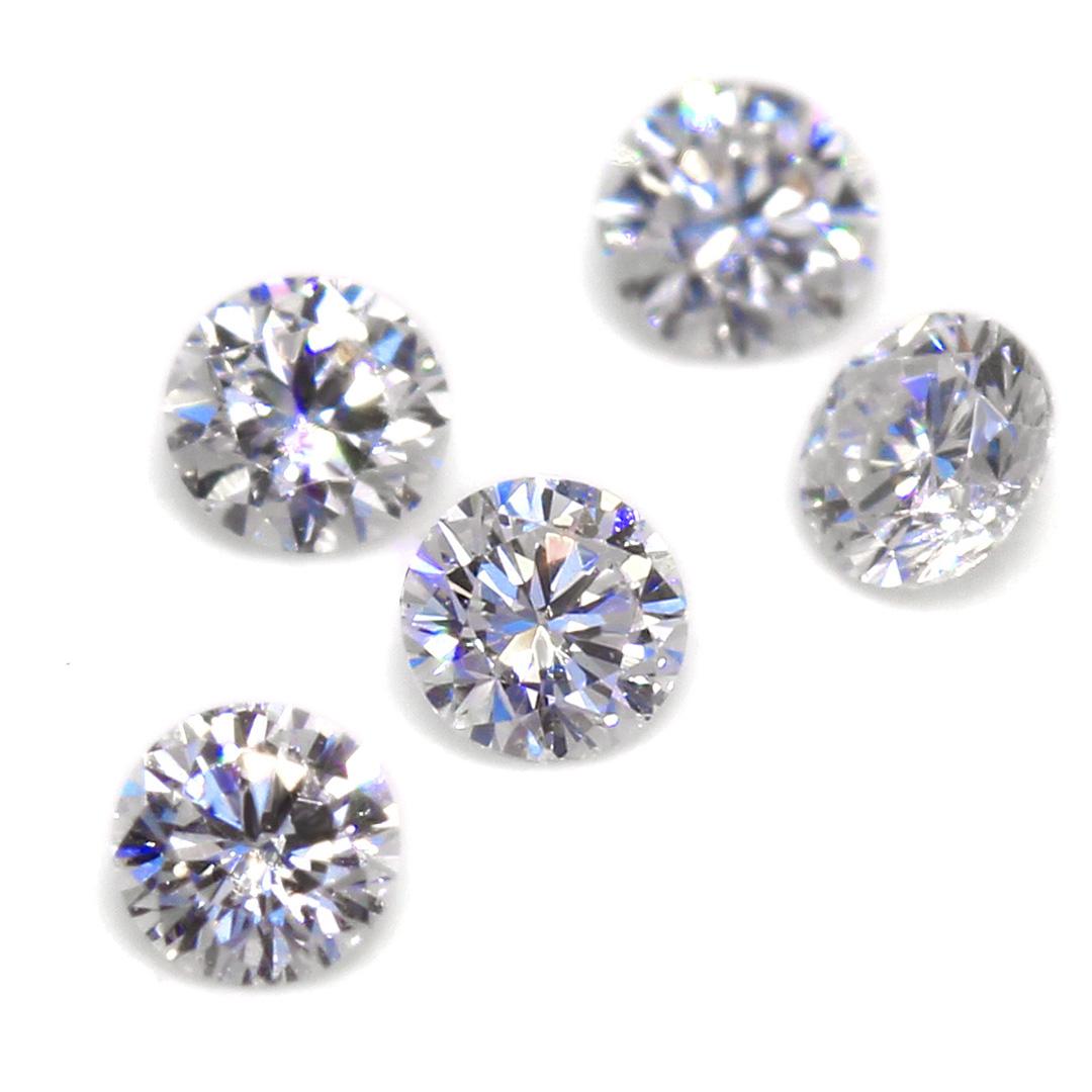 ダイヤモンド(SIクラス)K18/PTリング・アン