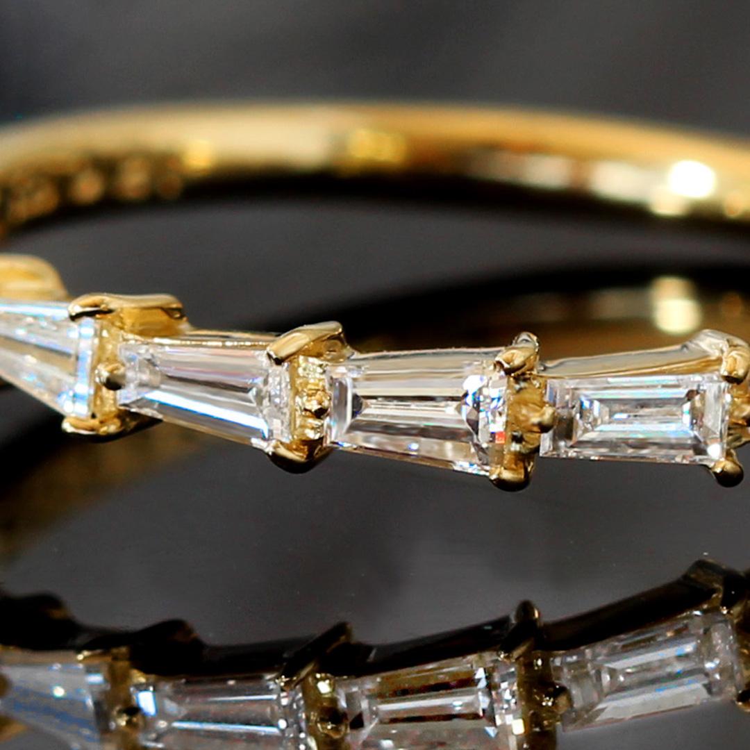ダイヤモンド(SIクラス) K18リング・セリア