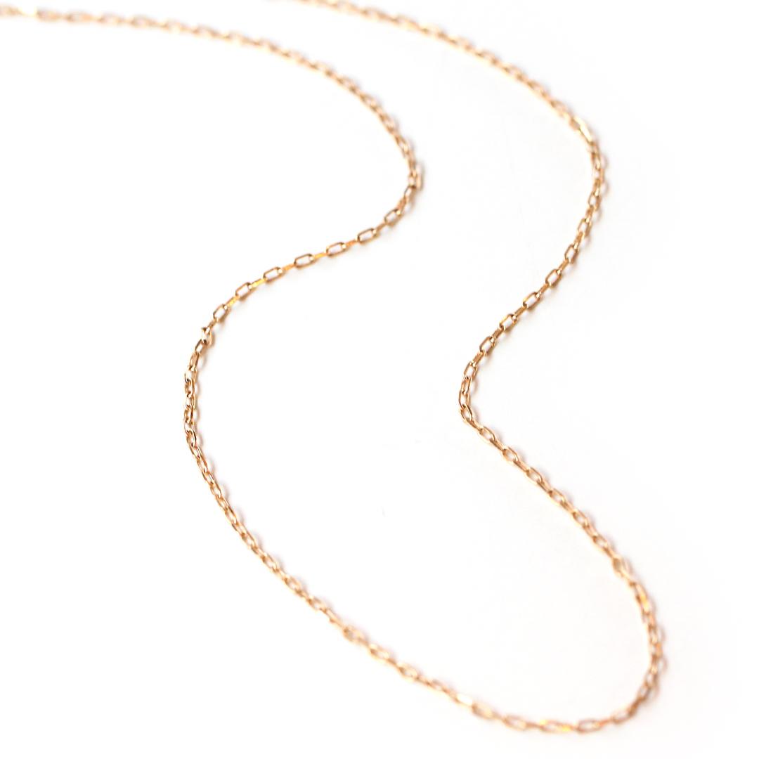 K18ネックレス・リサ(70cm)