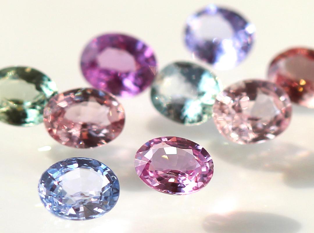 サファイア×ダイヤモンド K18リング・クラシク