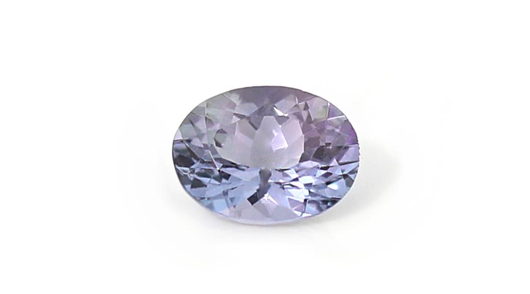 タンザナイト×ダイヤモンド K18/PTリング・フラヴィ